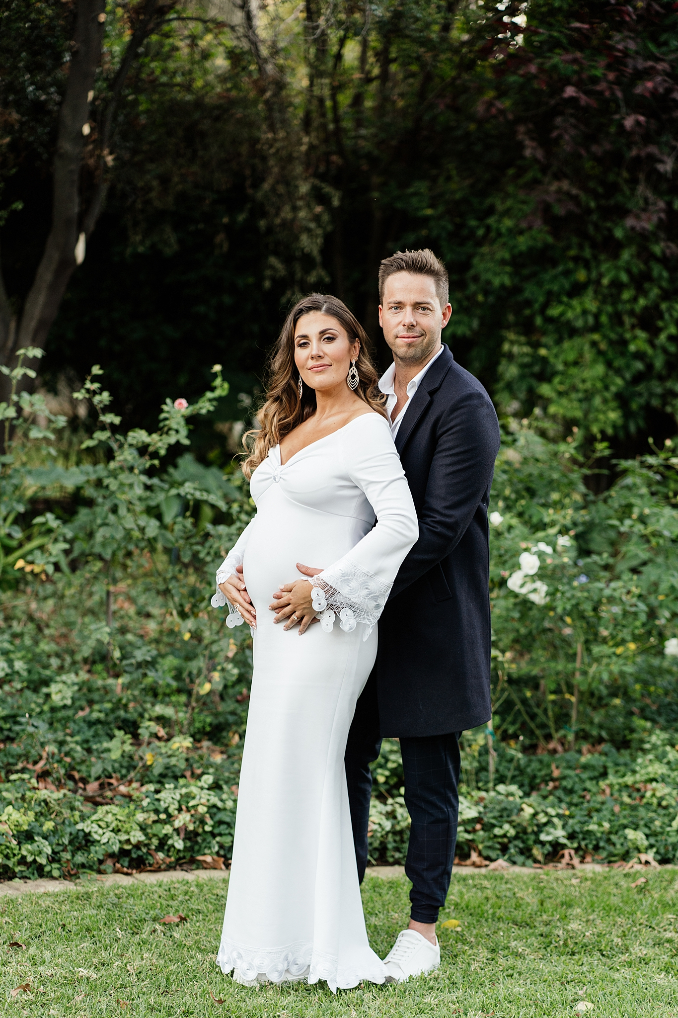 Intimate Wedding Houghton Maternity