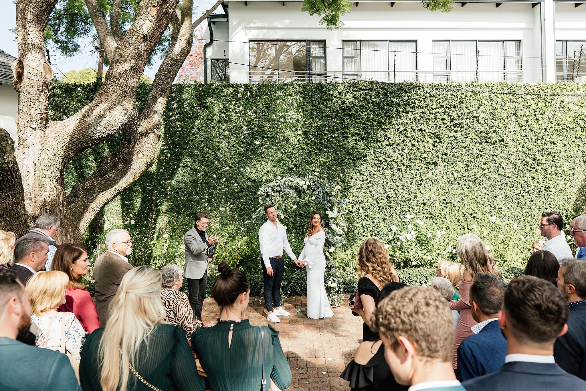 Intimate Wedding Houghton